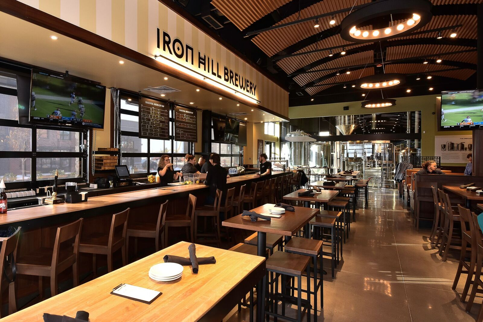 Iron Hill Brewery Opens 16th Location In Hershey Pa